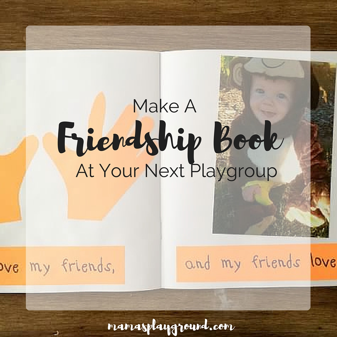Friendship Book Insta