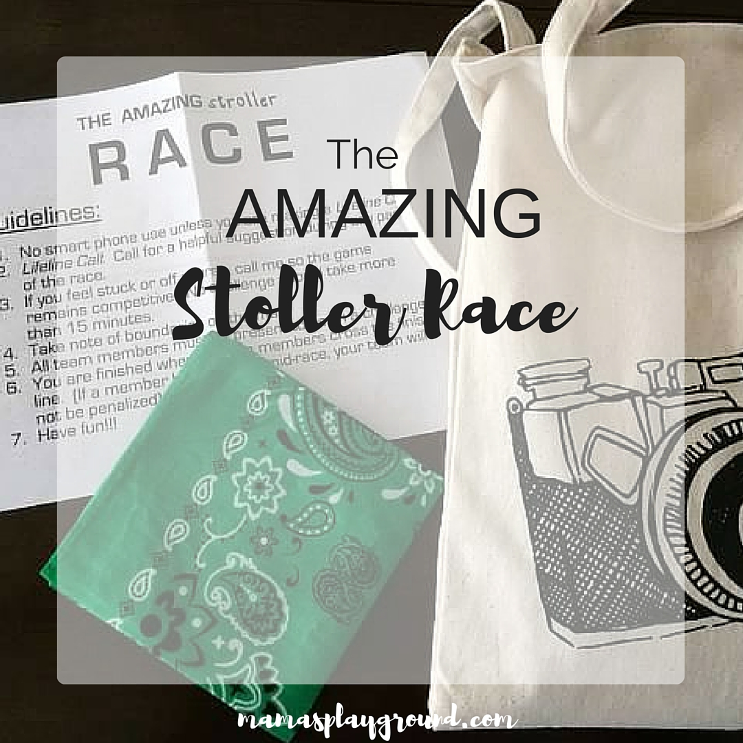 The Amazing Stroller Race Insta